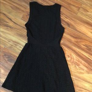Forever 21 black dress.